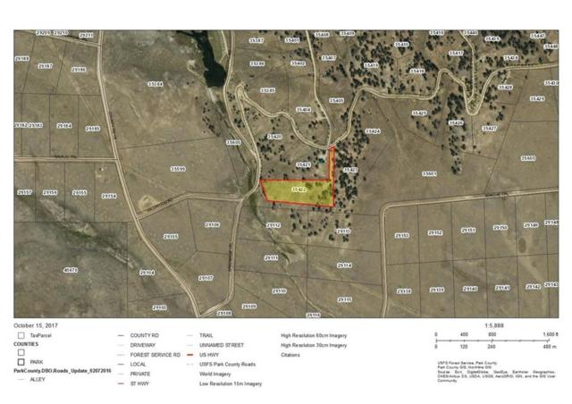 770 Arapahoe Trail, Hartsel, CO 80121 (MLS #S1007043) :: The Smits Team Real Estate