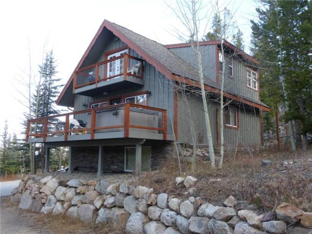 722 Shekel Lane, Breckenridge, CO 80424 (MLS #S1007058) :: The Smits Team Real Estate
