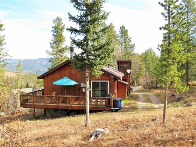 134 Adams Way, Breckenridge, CO 80424 (MLS #S1007063) :: The Smits Team Real Estate