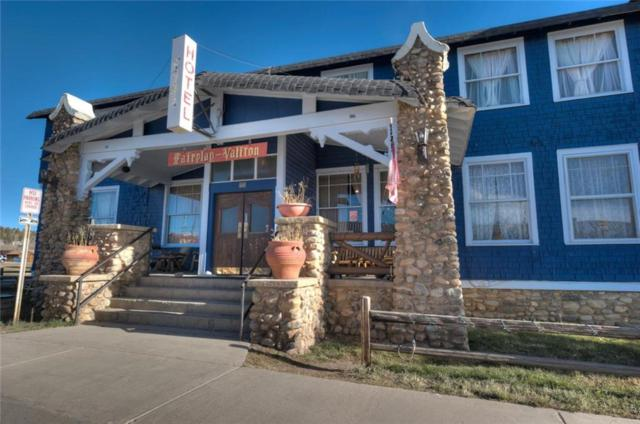 500 Main Street -, Fairplay, CO 80440 (MLS #S1007075) :: Colorado Real Estate Summit County, LLC