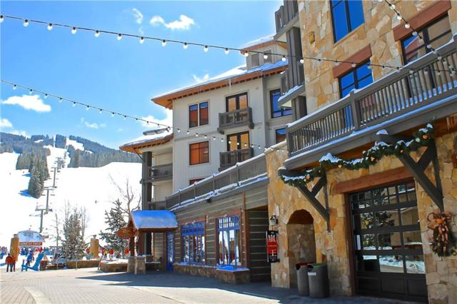 176 Copper Circle #206, Copper Mountain, CO 80443 (MLS #S1007090) :: Resort Real Estate Experts