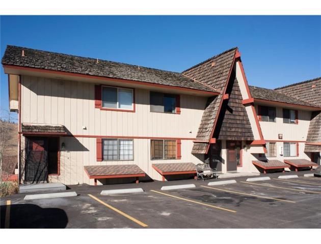 180 Evergreen Road #204, Dillon, CO 80435 (MLS #S1007110) :: Colorado Real Estate Summit County, LLC