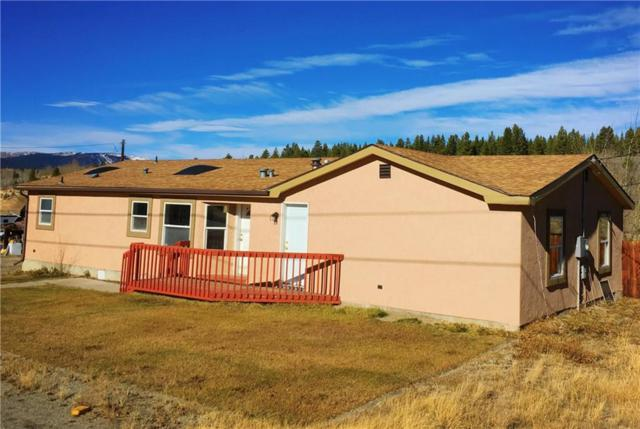 1604 S Us Highway 24, Leadville, CO 80461 (MLS #S1007188) :: Colorado Real Estate Summit County, LLC
