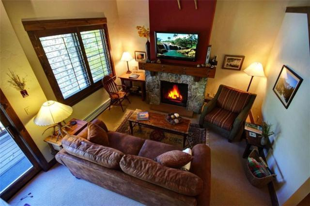 97 Lake Ridge Circle #1860, Keystone, CO 80435 (MLS #S1007197) :: Colorado Real Estate Summit County, LLC