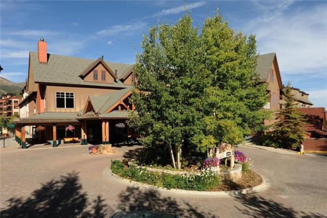 505 S Main Street S #1410, Breckenridge, CO 80424 (MLS #S1007202) :: The Smits Team Real Estate