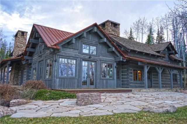 001930 Grand Cr 14 N, Kremmling, CO 80459 (MLS #S1007226) :: The Smits Team Real Estate