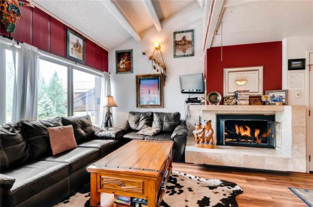 705 Snowberry Lane #302, Breckenridge, CO 80424 (MLS #S1007241) :: The Smits Team Real Estate