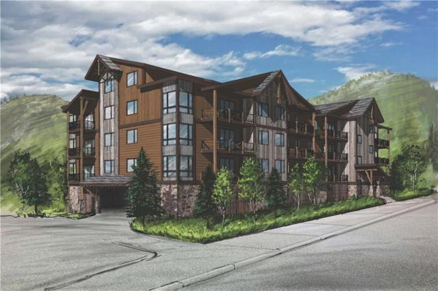 205 E La Bonte Street #1207, Dillon, CO 80435 (MLS #S1007259) :: The Smits Team Real Estate