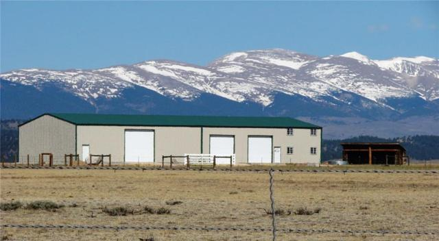 5995 Antero Drive, Fairplay, CO 80440 (MLS #S1007290) :: The Smits Team Real Estate