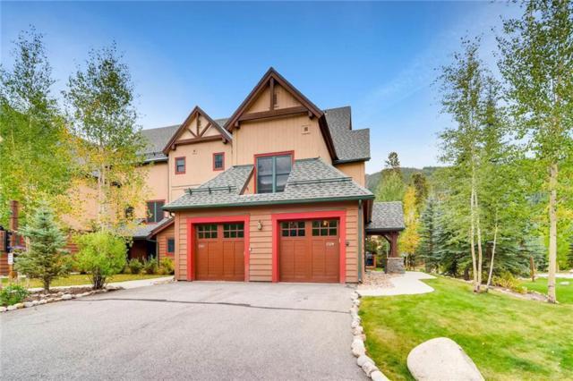 231 Hawk Circle #2324, Keystone, CO 80435 (MLS #S1007293) :: Resort Real Estate Experts