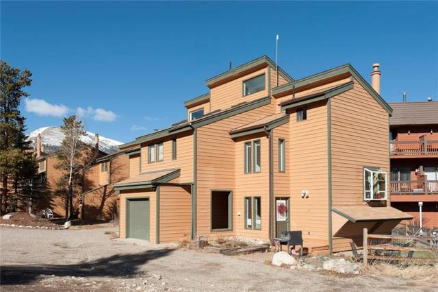 19 Granite Street #19, Frisco, CO 80443 (MLS #S1007308) :: Resort Real Estate Experts