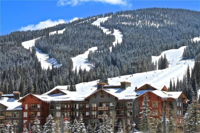 164 Copper Circle #301, Copper Mountain, CO 80443 (MLS #S1007411) :: Resort Real Estate Experts