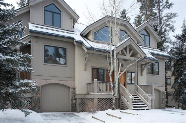 1457 E Keystone Road E #2988, Keystone, CO 80435 (MLS #S1007427) :: Colorado Real Estate Summit County, LLC