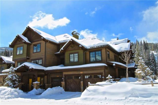 39 Union Creek Trail 39B, Copper Mountain, CO 80443 (MLS #S1007439) :: Resort Real Estate Experts