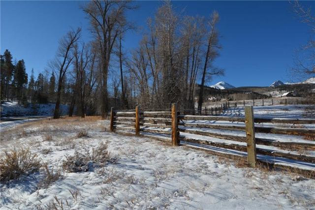 105 Game Trail Road, Silverthorne, CO 80498 (MLS #S1007450) :: Colorado Real Estate Summit County, LLC