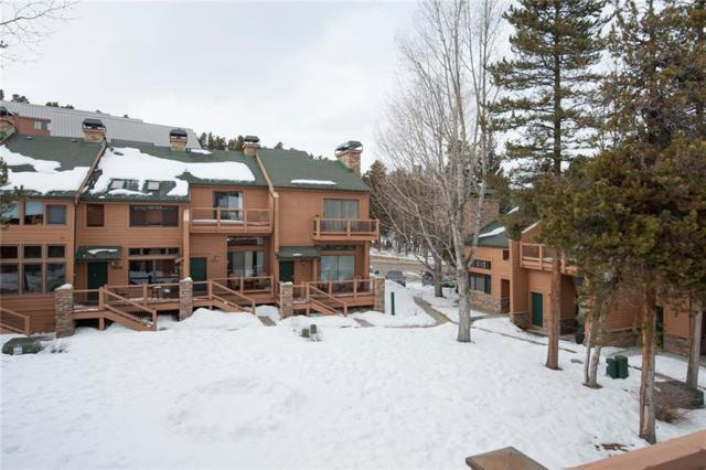 505 Village Road #16, Breckenridge, CO 80424 (MLS #S1007522) :: Colorado Real Estate Summit County, LLC