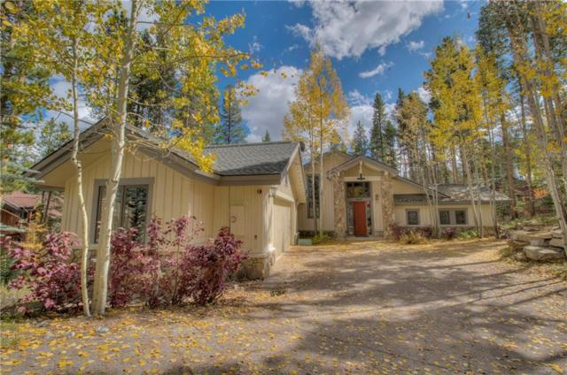 307 Snowflake Drive, Breckenridge, CO 80424 (MLS #S1007545) :: Resort Real Estate Experts