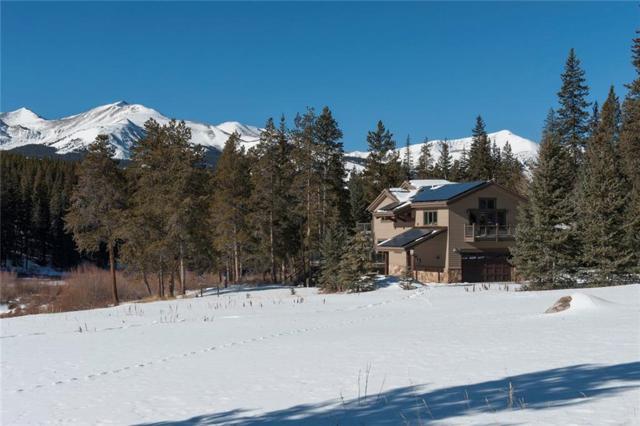 996 Indiana Creek Road, Blue River, CO 80424 (MLS #S1007551) :: Colorado Real Estate Summit County, LLC