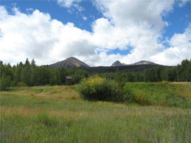 2150 Golden Eagle Road, Silverthorne, CO 80498 (MLS #S1007559) :: Colorado Real Estate Summit County, LLC