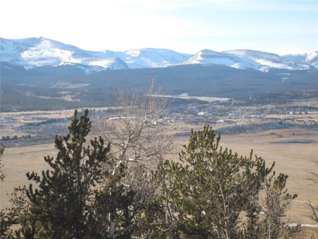 Lot 534 Middlefork Vista, Fairplay, CO 80440 (MLS #S1007570) :: Colorado Real Estate Summit County, LLC
