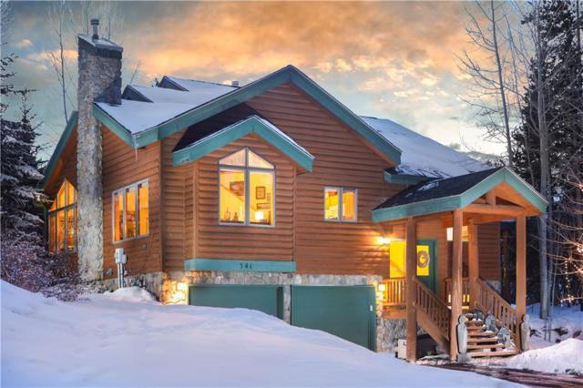 341 Black Hawk Circle, Silverthorne, CO 80498 (MLS #S1007578) :: Colorado Real Estate Summit County, LLC