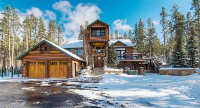 98 Scenic View Lane, Breckenridge, CO 80424 (MLS #S1007598) :: Resort Real Estate Experts