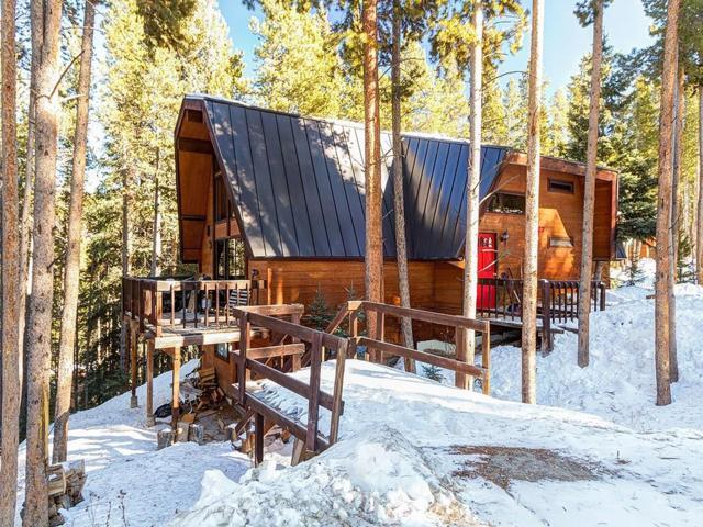 127 Lakeshore Loop, Breckenridge, CO 80424 (MLS #S1007609) :: Colorado Real Estate Summit County, LLC