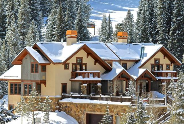 124 Beeler Place 124A, Copper Mountain, CO 80443 (MLS #S1007613) :: Resort Real Estate Experts