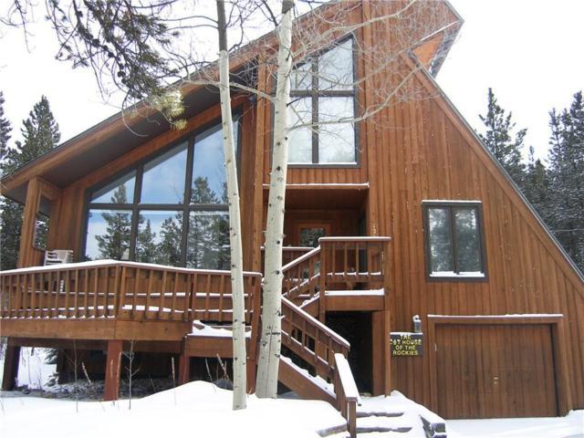 121 High Point Drive, Breckenridge, CO 80424 (MLS #S1007618) :: Colorado Real Estate Summit County, LLC