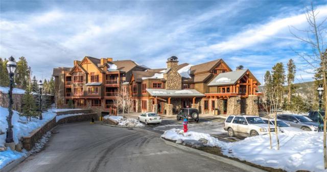 42 Snowflake Drive #601, Breckenridge, CO 80424 (MLS #S1007628) :: Colorado Real Estate Summit County, LLC