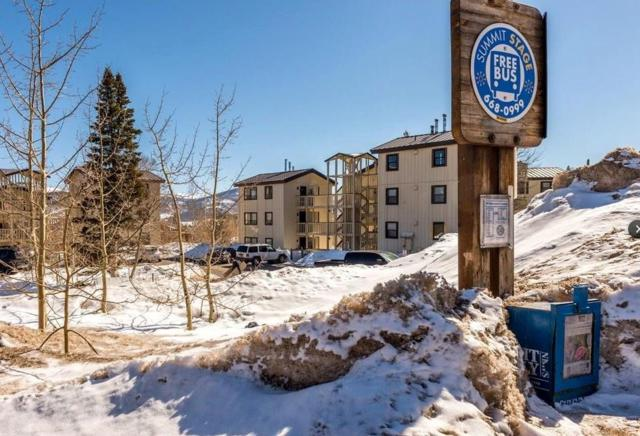 809 Ryan Gulch Road #809, Silverthorne, CO 80498 (MLS #S1007652) :: Colorado Real Estate Summit County, LLC