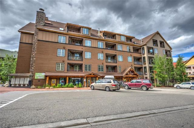 150 Dercum Square #8478, Keystone, CO 80435 (MLS #S1007653) :: Colorado Real Estate Summit County, LLC