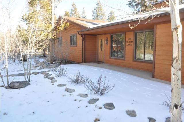 108 Willow Lane, Frisco, CO 80443 (MLS #S1007664) :: Resort Real Estate Experts