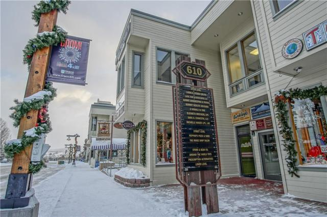 610 Main Street 610-2, 610-1A, , Frisco, CO 80443 (MLS #S1007680) :: Resort Real Estate Experts