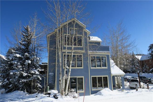 217 S Ridge Street S #1, Breckenridge, CO 80424 (MLS #S1007708) :: Resort Real Estate Experts