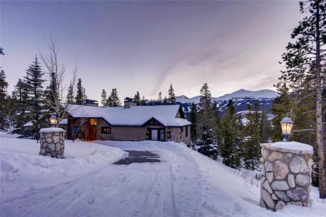 63 Rounds Road, Breckenridge, CO 80424 (MLS #S1007759) :: Resort Real Estate Experts