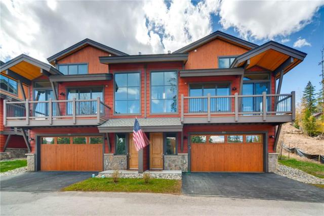 407 Lodge Pole Circle #2, Silverthorne, CO 80498 (MLS #S1007764) :: Resort Real Estate Experts