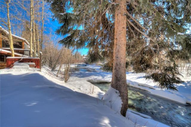 141 Forest Drive, Frisco, CO 80443 (MLS #S1007767) :: Resort Real Estate Experts