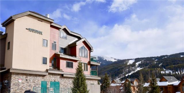 23110 Us Hwy 6 #5087, Keystone, CO 80435 (MLS #S1007782) :: Colorado Real Estate Summit County, LLC