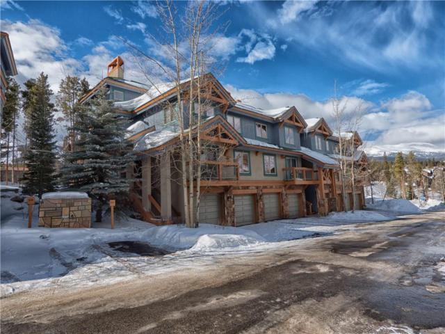 43 Snowflake Drive #7, Breckenridge, CO 80424 (MLS #S1007796) :: Resort Real Estate Experts