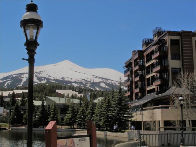 535 S Park Avenue S #219, Breckenridge, CO 80424 (MLS #S1007873) :: Resort Real Estate Experts