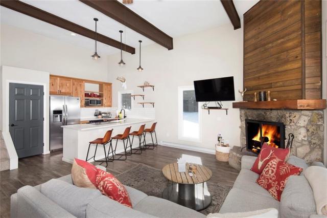 100 N Gold Flake Terrace N B, Breckenridge, CO 80424 (MLS #S1007878) :: One Premier Properties Limited