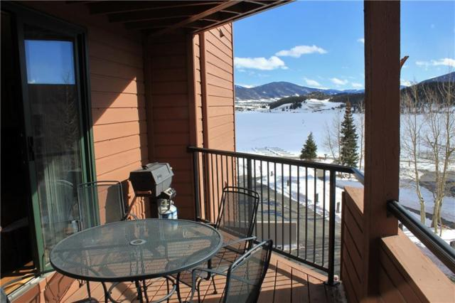 200 E La Bonte Street E #223, Dillon, CO 80435 (MLS #S1007907) :: Colorado Real Estate Summit County, LLC