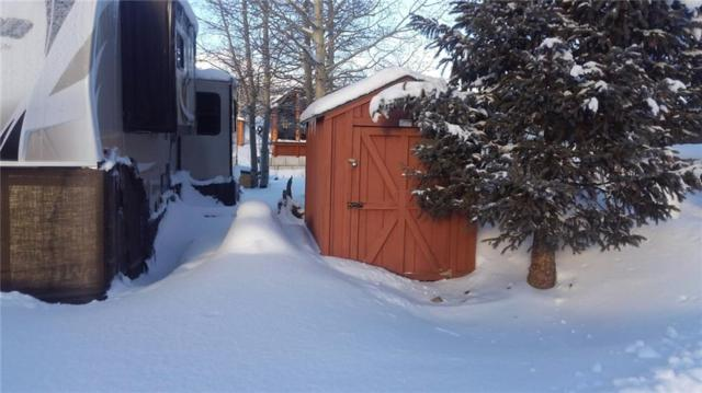85 Revett Drive, Breckenridge, CO 80424 (MLS #S1007931) :: Resort Real Estate Experts