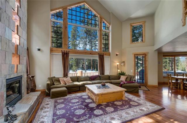 101 Klack Road, Breckenridge, CO 80424 (MLS #S1007947) :: Colorado Real Estate Summit County, LLC