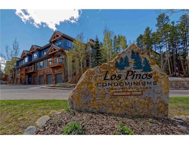 43 Snowflake Drive #11, Breckenridge, CO 80424 (MLS #S1007952) :: Resort Real Estate Experts
