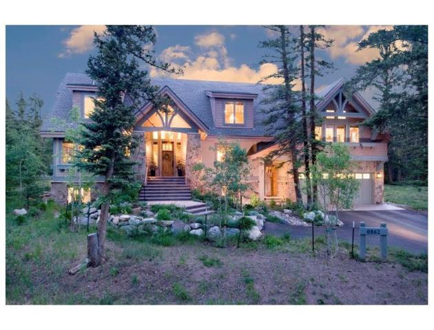 862 Penstemon Road, Keystone, CO 80435 (MLS #S1007961) :: Resort Real Estate Experts