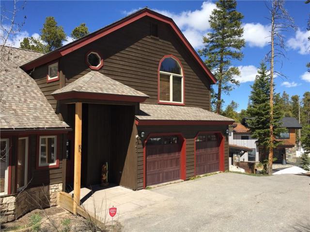 543 N Fuller Placer Road N, Breckenridge, CO 80424 (MLS #S1007991) :: Colorado Real Estate Summit County, LLC