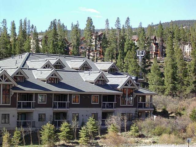 655 Four Oclock Road #211, Breckenridge, CO 80424 (MLS #S1008010) :: One Premier Properties Limited