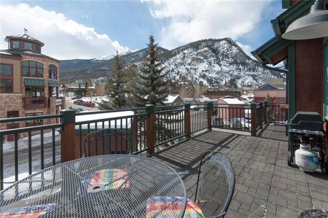 400 E Main Street E 204R, Frisco, CO 80443 (MLS #S1008021) :: Colorado Real Estate Summit County, LLC